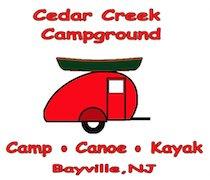 Cedar Creek Campground Logo